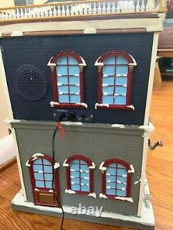 21.5 Extremely Rare Mr. Christmas Dillards Department Store Animated Village