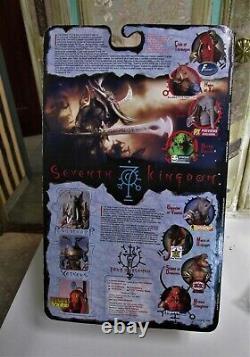 7th Kingdom Hammer of Groll Extremely rare-NIB