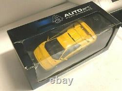 AUTOart Lamborghini Diablo SV Coupe Yellow 1/18 Diecast Aa 70083 Extremely RARE