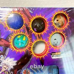 Bakugan SEGA TOYS DarkOn Helios MK2 Set EXTREMELY Rare