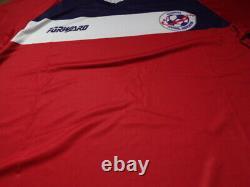 Bermuda 100% Original Soccer Football Jersey Shirt BNWOT L Extremely Rare