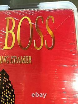 Big Boss Board Game Kosmos New Sealed in Shrink Wolfgang Kramer Extremely RARE