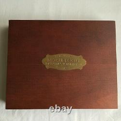 Bioshock Infinite Press Kit Wooden Box EXTREMELY RARE