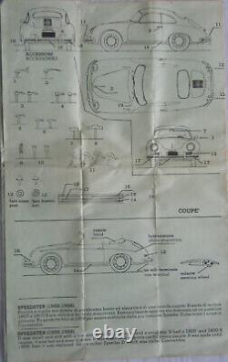 Bosica Porsche 356a Coupé Extremely Rare