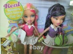 Bratz Sportz Teamz Cloe & Jade Dolls (Tennis) BNIB Extremely RARE