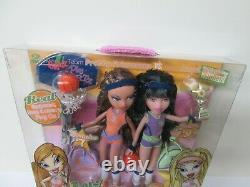 Bratz Sportz Teamz Yasmin & Jade Dolls (Basketball) BNIB Extremely RARE