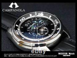 CAMPANOLA RYUGA 15 ANNIVERSARY MEN WATCH NZ0000-07F (50 Limited, Extremely Rare)