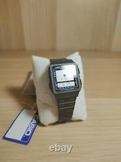 Casio AE-9W (1984) NOS Extremely Rare vintage watch WR50 made in Japan