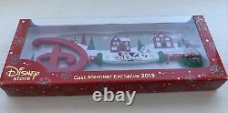 Disney Store Christmas Cast Member Key 2019. Extremely Rare