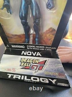 Dragon Ball Z Jakks Trilogy Eis / Nova Shenron Extremely Rare 2005 NIB/SEALED