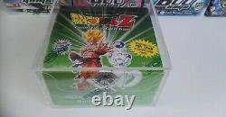 Dragonball Z ccg booster box Frieza saga limited edition extremely rare