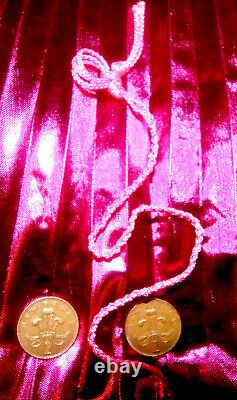 EXTREMELY RARE 1971 New Pence 2p Coin Collectors Item Fleur de Iris