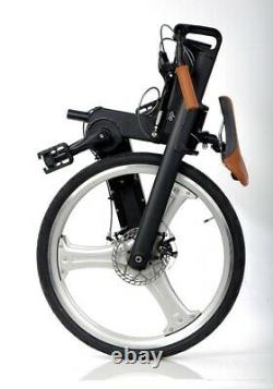EXTREMELY RARE IF-Mode Folding Bike. NEW IN BOX. GORGEOUS