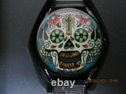 EXTREMELY RARE Mr Jones Watch The Last Laugh Tatoo watch Brand New In Box