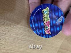 EXTREMELY RARE Yoshi Story BD&A Black Beanbag Plushie 1997 Nintendo N64 6 Mario