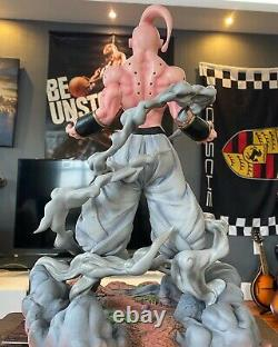 Enormous! Rare Super Buu Statue Figure Dragon Ball Z (extremely Tall 20)