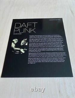 Extremely Rare Daft Punk Coffee Table by Habitat VIP +Press Pack, 2004 Tom Dixon