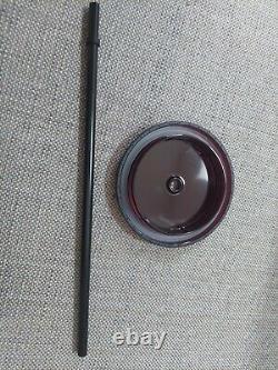 Extremely Rare HTF 2019 Starbucks Matte Plum/Purple Soft Touch Tumbler