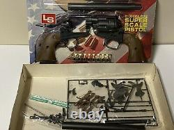 Extremely Rare! LS 11 Pistol Replica Kit Colt Cavalry Identical Scale P1008