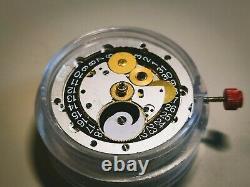 Extremely Rare Louis Vuitton Movement LV Cal. Lv92 Chronograph GMT SW500/ETA 7750