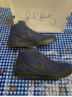 Extremely Rare Nike Sb Hi P-rod Akuma Street Fighter Collection Deadstock Bnib