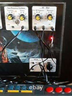 Extremely rare dementia labs analog synthesizer 2019 space oddity