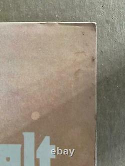 Felt Nasco 9006 Vinyl Lp First Pressing Sealed Extremely Rare