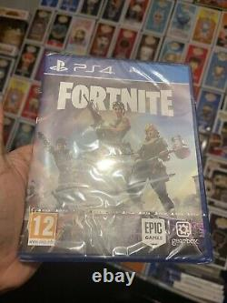 Fortnite Founders Disc PS4 New Sealed Extremely Rare Epic Check Pics