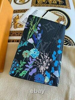 Genuine Brand NEW Louis Vuitton floral print Virgil Abloh Extremely RARE Beauty