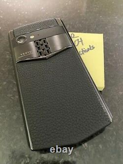 Genuine Vertu Aster P 2020 Brand NEW Ultra RARE Gothic Calf Extremely Limited