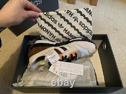 Hanon x Adidas ZX420 Luck Of The Sea Double Box Size UK 9.5 Extremely Rare /200