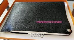 Hermes EX-Large Document Case Togo Leather TarmacEXTREMELY RAREBRAND NEW