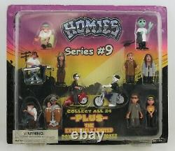 Homies Extremely RARE Limited series 9 Downclown & Lil Joker