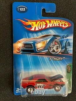 Hot Wheels 67 Camaro 2005 Treasure Hunt With Redlines / Extremely Rare