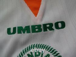 India 100% Original Soccer Football Jersey Shirt BNWOT XL Extremely Rare 1896