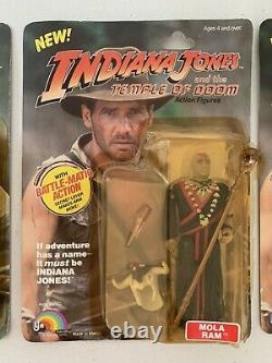 Indiana Jones 80s LGN Figurines Extremely Rare