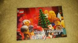 LEGO 4002019 EXTREMELY RARE Employee simiraily 4002014 4002017 4002016 4002018