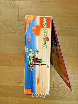 LEGO 6281 Pirates Perilous Pitfall New in SEALED BOX Extremely Rare