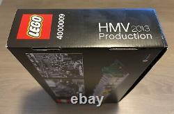 LEGO Exclusive, 4000009 HMV Production 2013 -Extremely RARE/Limited