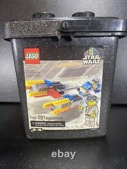 LEGO Star Wars 7159 Pod Racer Bucket Extremely Rare 2000 Set New Unopened