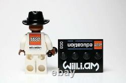 LEGO will. I. Am LA's Best LEGO Education minifigure 003/400 Extremely Rare HTF