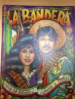 La Bandera Vol 1 & Vol 2 Set Extremely Rare Teen angels