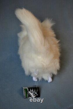 Large MR. WHISKERS Frankenweenie Cat Plush Doll Japan Medicom Extremely RARE