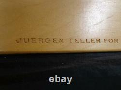 MARC JACOBS Skateboard Deck by JUERGEN TELLER Model M. I. A. EXTREMELY RARE NOS