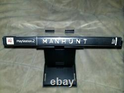Manhun5 Ps2 Brand New Factory Sealed Extremely Rare Y Fold Perfect Condition