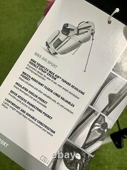 Nike Air Sport Ladies Golf Stand Bag BRAND NEW (Extremely Rare)