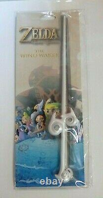 Nintendo Legend of Zelda Wind Waker Baton EXTREMELY RARE! MAKE OFFER
