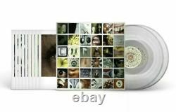 PEARL JAM NO CODE CLEAR VINYL 25TH ANNIVERSARY RECORD Extremely RARE NEW SEALED