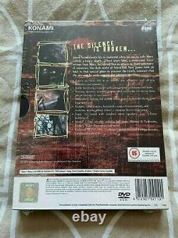 Playstation 2 / PS2 Silent Hill 2 Brand New & Sealed. Extremely Rare