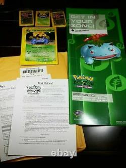 Pokemon WOTC Battle Zone Tournament May Kit Best Of Game Winner EXTREMELY RARE